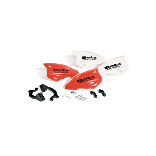 BETA HANDGUARD KIT WHITE