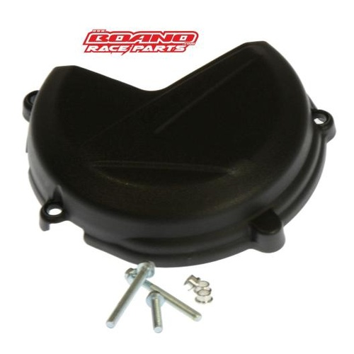 CLUTCH COVER PLASTIC PROTECTOR 2T RR & XT 250-300 MY13-21