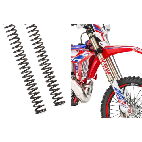 FORK SPRING SET 4.6K RR RACING KYB 2T/4T MY20-21>