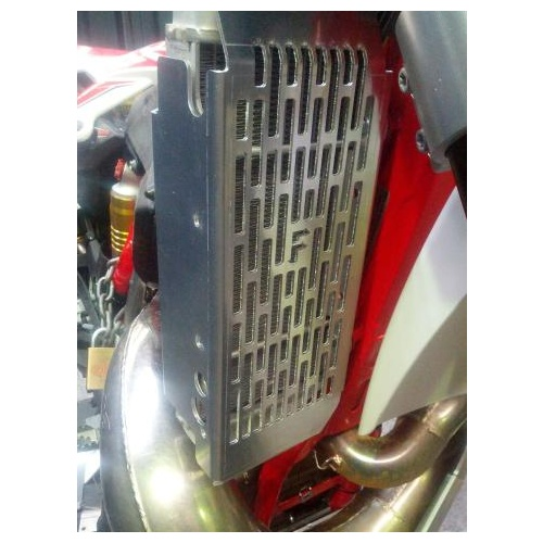 RADIATOR GUARDS (ALLOY) RR MY19 ONLY