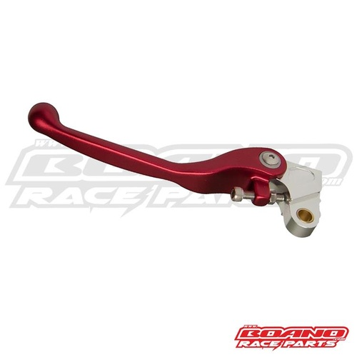 BREMBO FOLDING CLUTCH LEVER RED